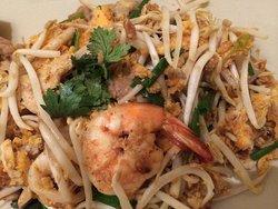 Sun Heng Pat Thai No Noodle