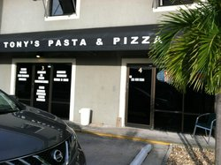 Tony's Pasta and Pizza