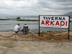 Arkadi Fish Tavern
