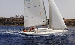 Puerto Calero  Sailing