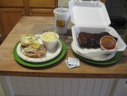 Whitt's Barbecue