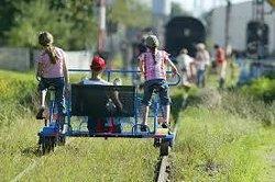Vélo Rail Vigy