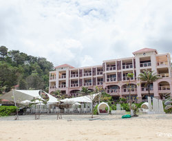 Beach at the Centara Grand Beach Resort Phuket