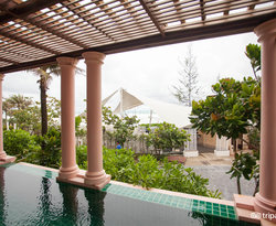 The Luxury Pool Suite at the Centara Grand Beach Resort Phuket