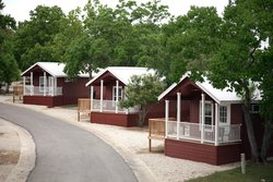 Hill Country Cottage and RV Resort