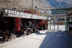 Cafe Perla - Estacion