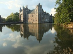 il castello riflesso