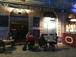 The Black Sheep Pub