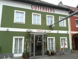 Cafe Gutenberg