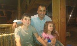 Mahmoud, ma soeur et moi