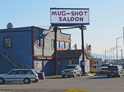 Mug-Shot Saloon