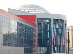 Omsk Expo Cultural and Exhibition Center