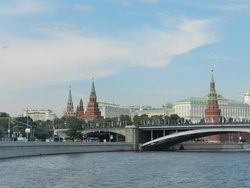 Bolshoy Kamenny Bridge  (Greater Stone Bridge)