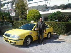 Piraeus Port Taxi - Athens  Tour
