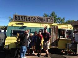 Bonfire Burritos