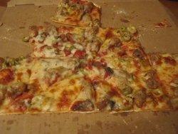 Chanticlear Pizza