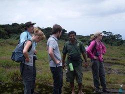 Knuckles Mountain Range of Sri Lanka Trekking