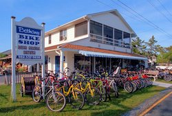 Bethany Bike Shop