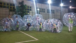 Bubble Football Cluj