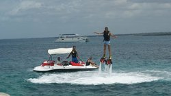 Flyboard Bayahibe