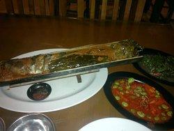 Ikan Bakar Karimata