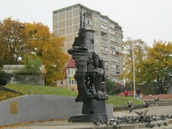 Monument to Aleksandr Marinesko