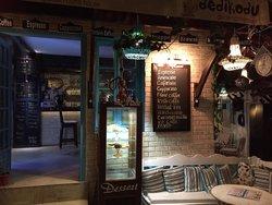 Dedikodu Garden Coffee House