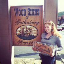 Wood Signs of Gatlinburg
