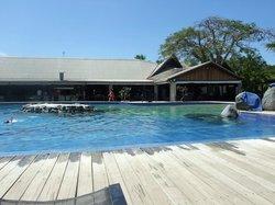 Main pool and main resort