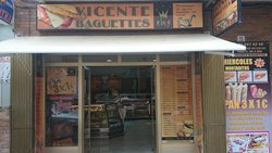 Vicente baguettes king