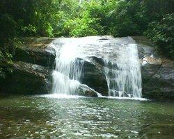 Pe da Serra Waterfall