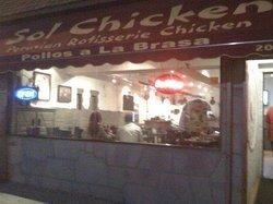 Sol Chicken