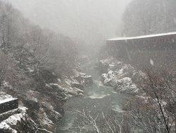 Akashinakyo Gorge