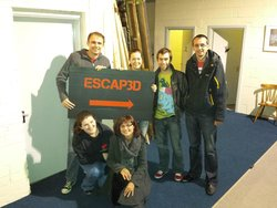 Escap3d Dublin