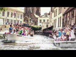 Boottochten Brugge