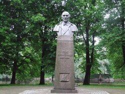Friedrich Reinhold Kreutzwald Monument