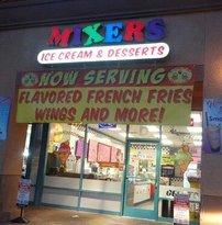 Mixers Ice Cream Lounge