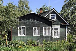 Soviet Dacha in Moscow