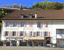 Restaurant Rotihaus-Zollhaus