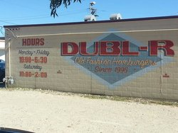 Dubl-R Old Fashioned Hamburgers