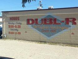 Dubl-R Old Fashioned Hamburgers
