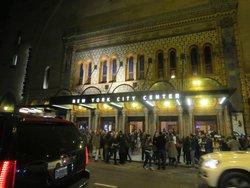 New York City Center Theater