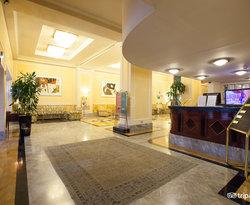 Lobby Lounge at the ADI Doria Grand Hotel
