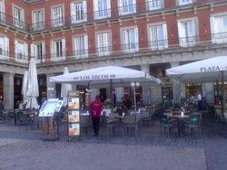 Cafetería Los Arcos