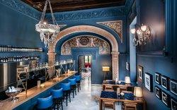 Ena by Carles Abellan - Hotel Alfonso Xiii