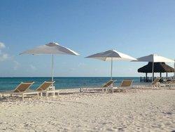 Beach for the Westin Punta Cana