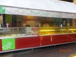 Pizza Capri Fabrot
