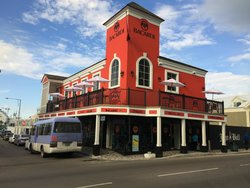 Bacardi Store & Bar Lounge