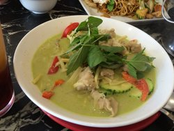 Green Basil Thai