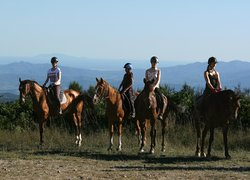 Prategiano - Horse Riding Holiday Tuscany